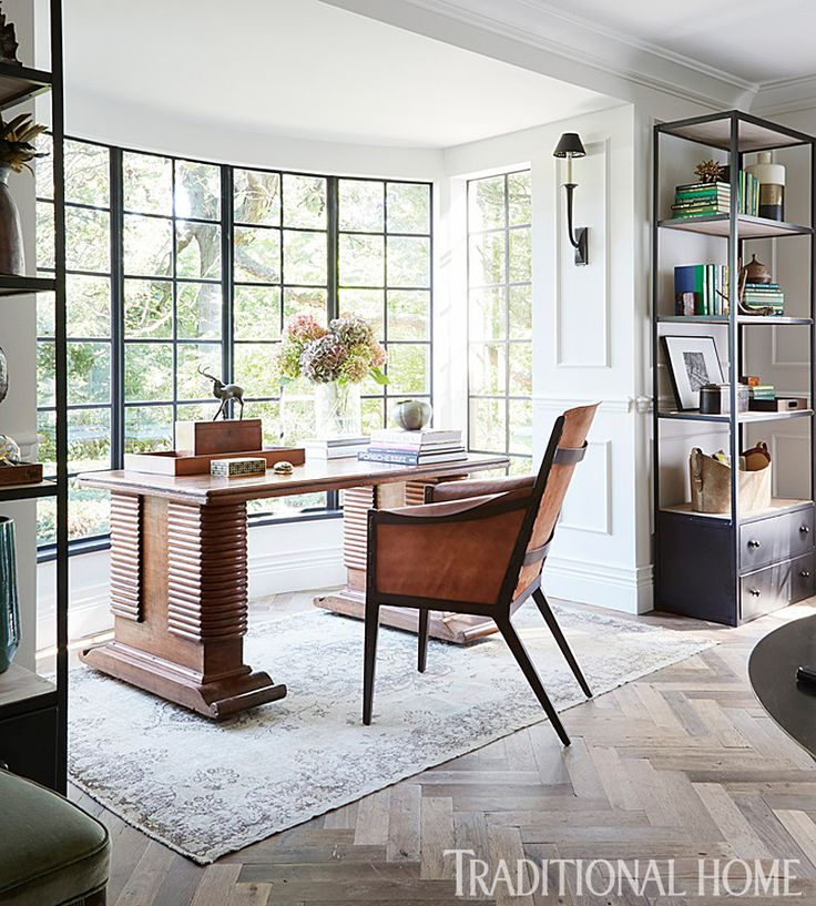 Instant Ways Home Offices Go From Boring To Beautiful