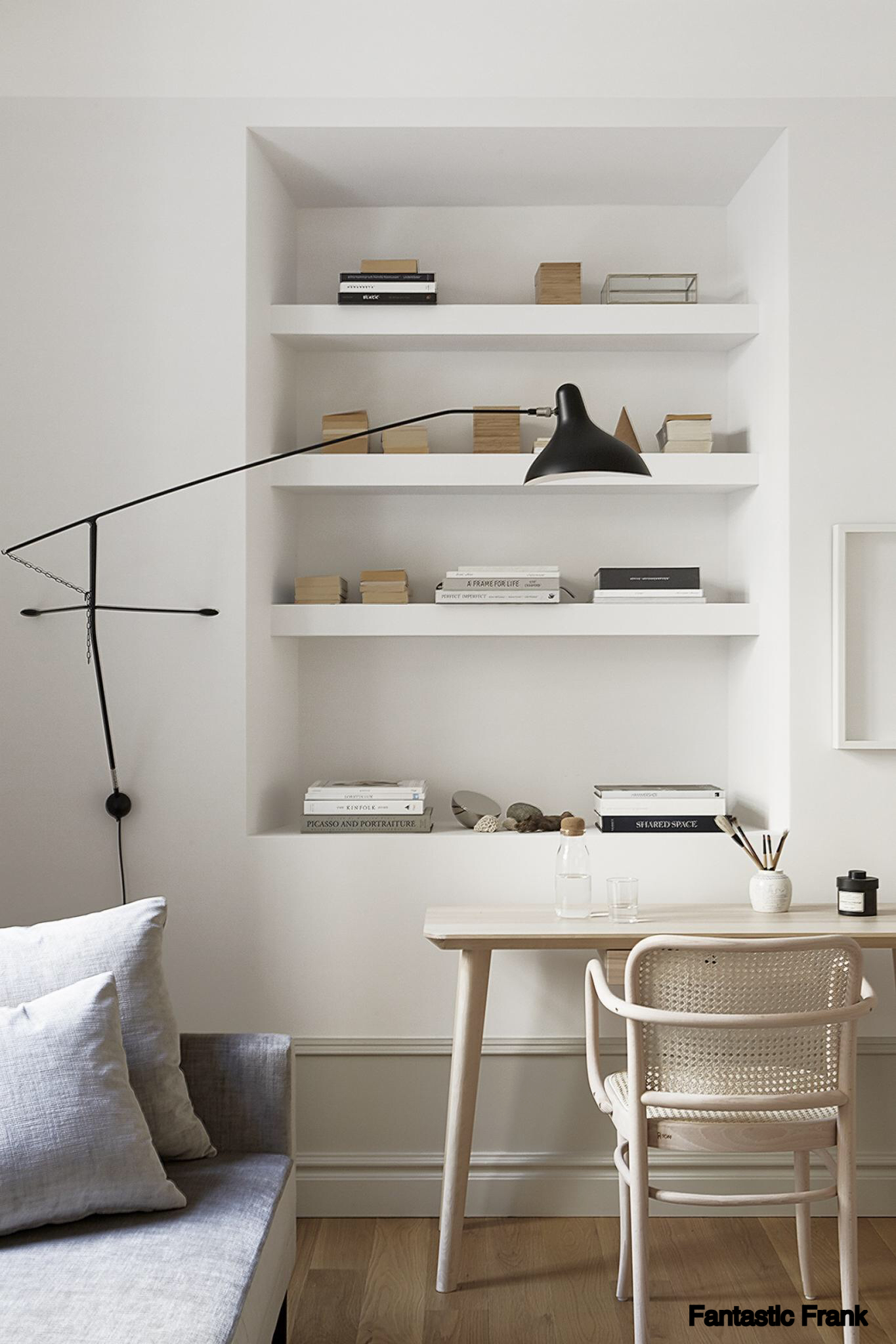 Instant Ways Home Offices Go From Boring To Beautiful! - Little ...